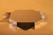 Крышка крестообразного разветвителя простого 200