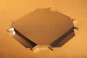 Крышка крестообразного разветвителя простого 600