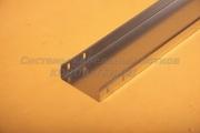 Лоток неперфорированный замковый 150Х50 - ЛНЗ 150 из нержавейки для кабеля