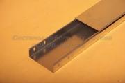 Крышка ЛНЗ 150 из нержавейки - лотка замкового с основанием 150 ММ