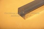 Короб из оцинкованной стали неперфорированный замковый 150Х100