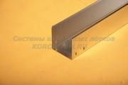 Короб металлический неперфорированный замковый 150Х150