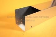 Крышка лотка простого с шириной основания 200мм и высотой борта