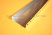 Лоток стальной неперфорированный простой 200Х50